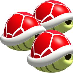 Triple Red Shell - Mario Kart 64.png