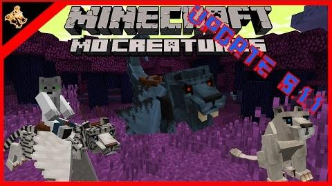 Minecraft Mod Showcase Mo' Creature Big Cat Overhaul!