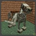 Skeleton pegasus