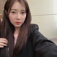 Chaekyung sns