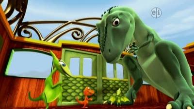Laura the Giganotosaurus