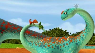 One Big Dinosaur