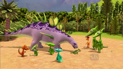 Kenny Kentrosaurus
