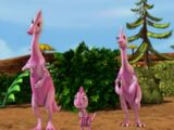 The Call of the Wild Corythosaurus