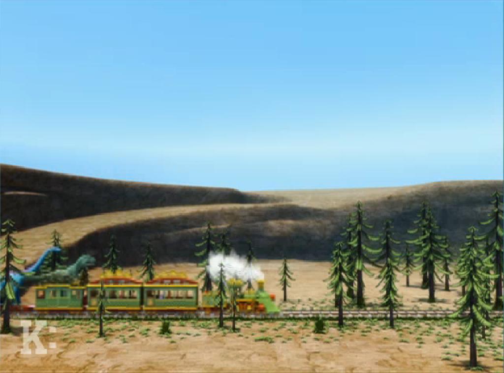 Gallimimus Gulch Station
