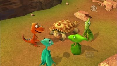 Triassic Turtle