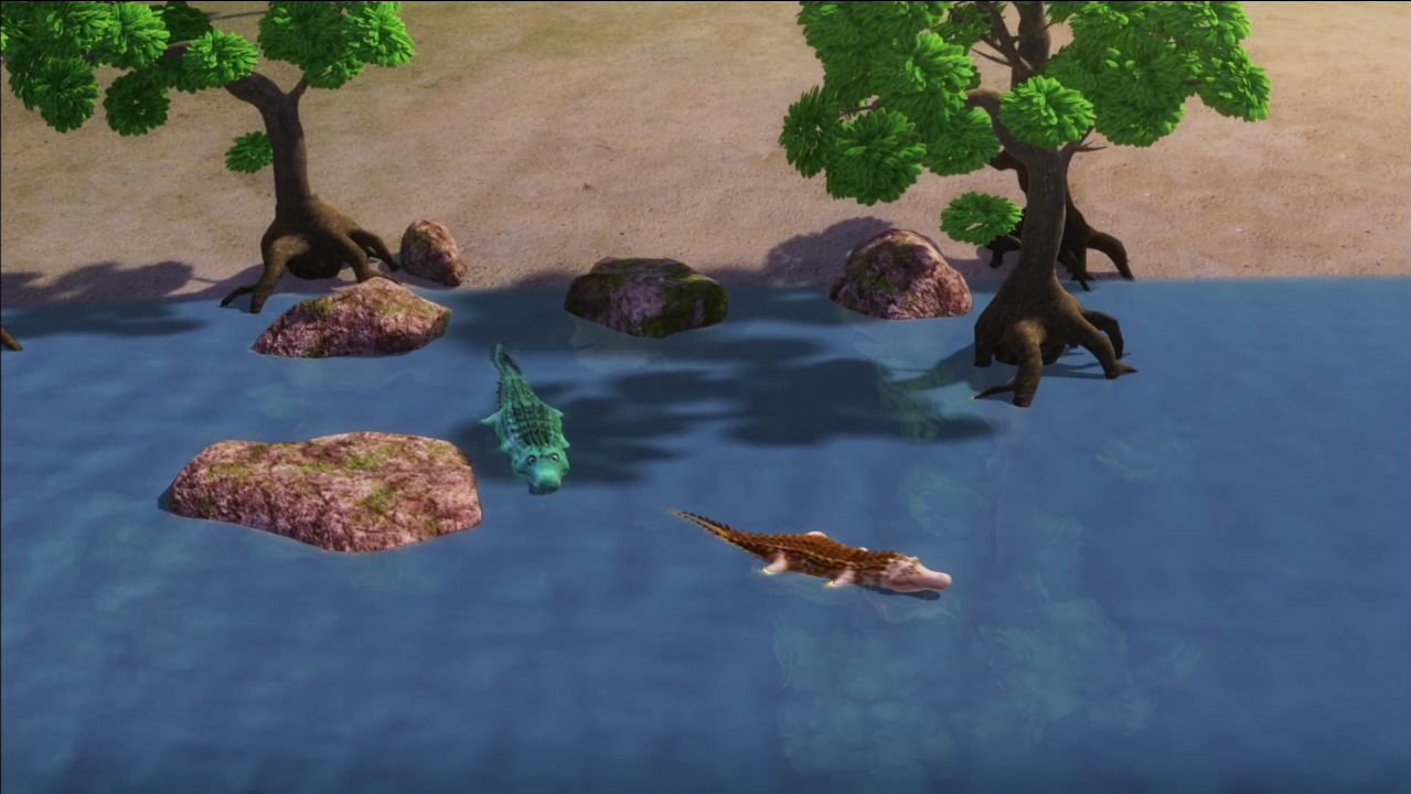 Leidyosuchus
