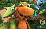 .0! Dinosaur Train & Zachary 28