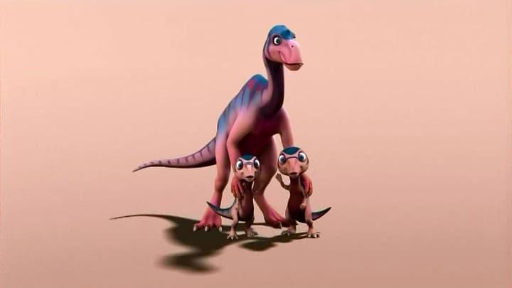 Maiasaura Family