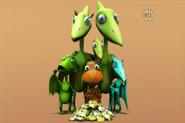 Pteranodon Family