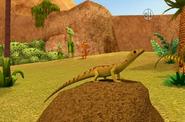 Trassic Lizard