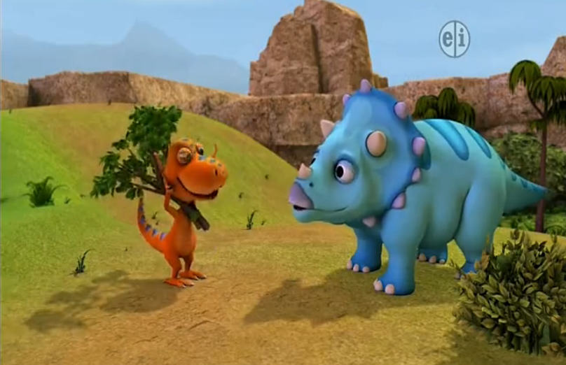 Tank Triceratops