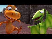 Dinosaur Train Feet Compilation 3