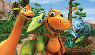 .028 Dinosaur Train & Zachary