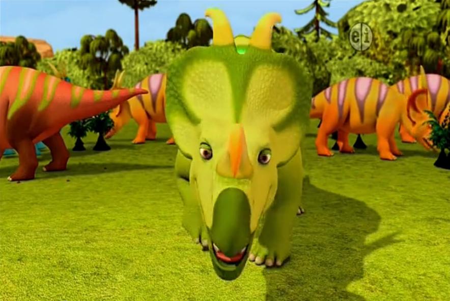 Jack Einiosaurus