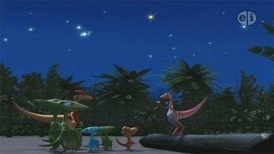 Stargazing on the Night Train