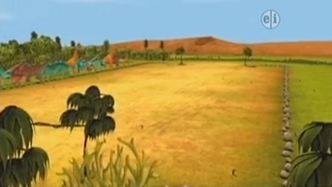 Ankylosaurus Acres Station