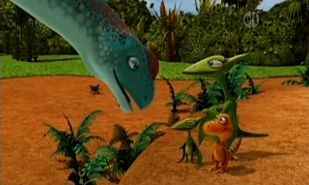 Mr. Argentinosaurus