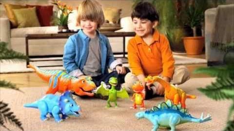 Dinosaur Train InterAction Borris Commercial 30 sec