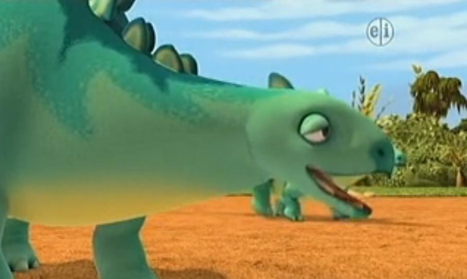 Morris Stegosaurus