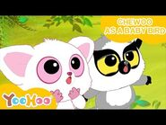 YooHoo and Friends - CheWoo as a Baby Bird - Episode 1 - Videos For Kids - Cartoons With Me