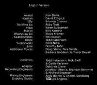 1983 2018 Credits