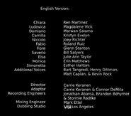 Baby Season 1 Credits