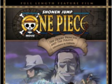 List of One Piece Films and Specials