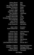 Alex & Co. dubbing credits (s2 ep1)