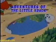 Adventures Of The Little Koala - Opening Theme