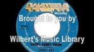 CANDY, CANDY THEME (English) - Candy Kay