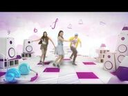 Violetta - Theme Song - Official Disney Channel UK