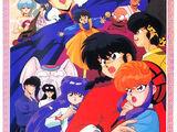 List of Ranma ½ Films & OVAs