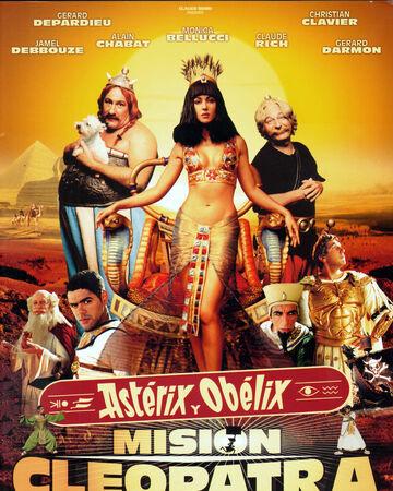 Asterix Obelix Mission Cleopatra Dubbing Wikia Fandom