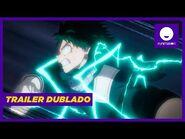 MY HERO ACADEMIA - Trailer Dublado