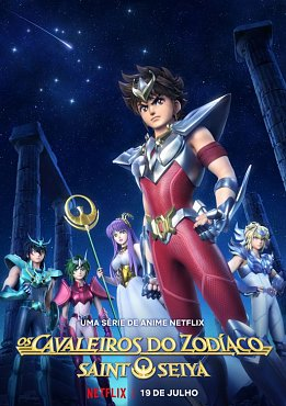 SAINT SEIYA: Os Cavaleiros do Zodíaco (2019)