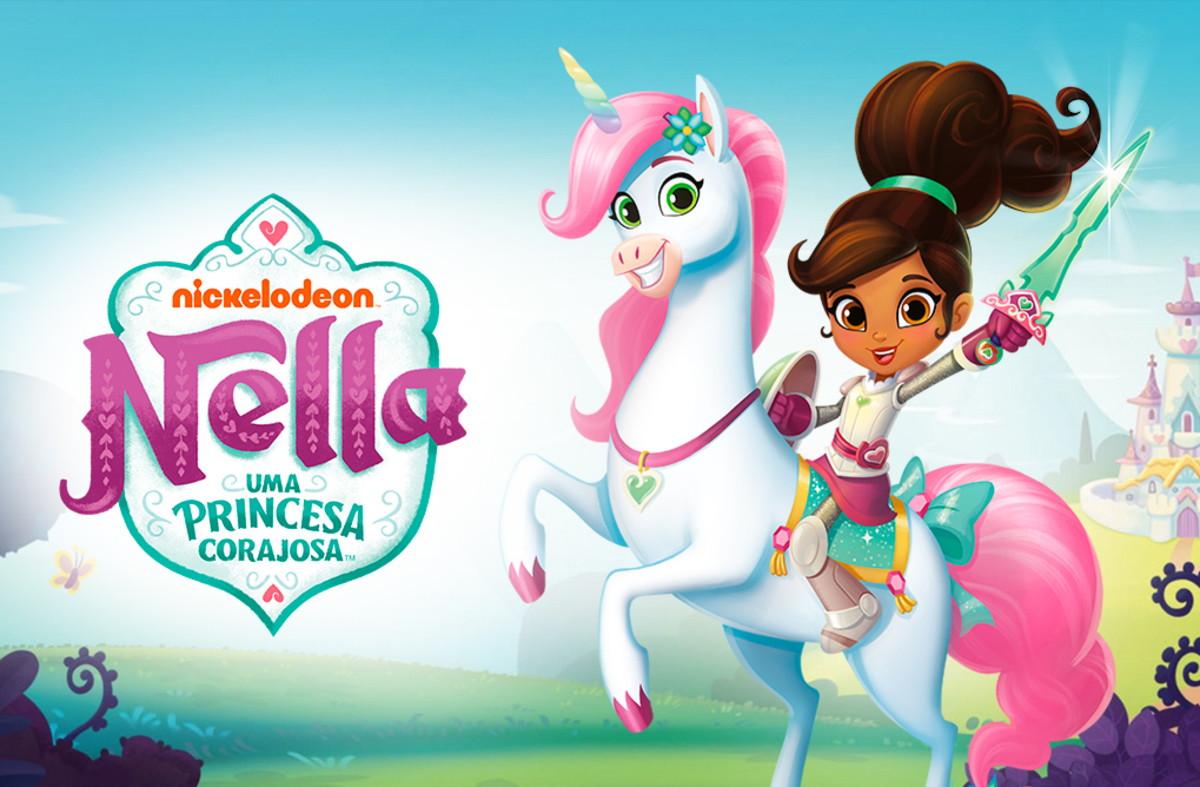 Nella: Uma Princesa Corajosa
