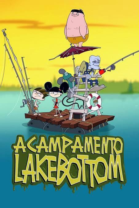 Acampamento Lakebottom