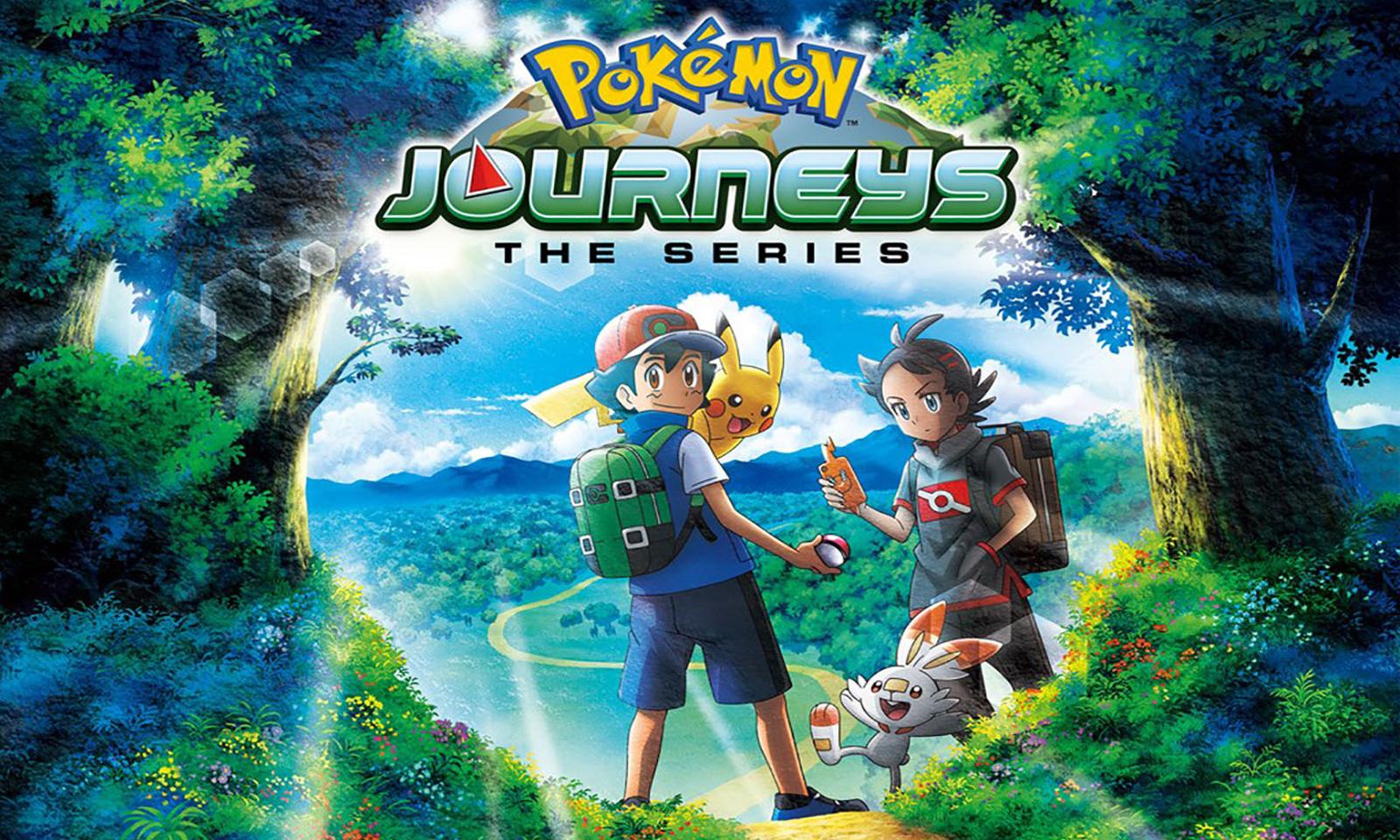 Pokemon Jornadas: A Série