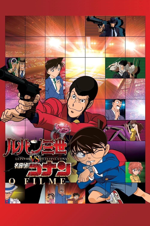 Lupin III vs Detetive Conan: O Filme