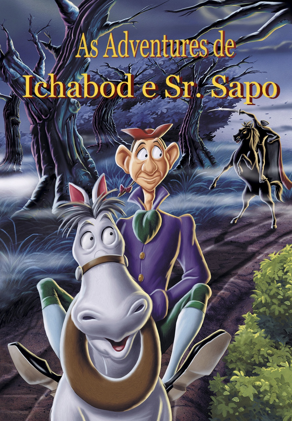 As Aventuras de Ichabod e Sr. Sapo