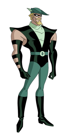 Jl green arrow by alexbadass-da6u7dc.png