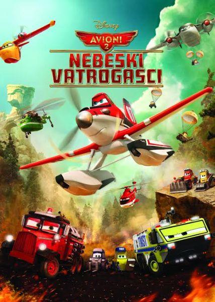 Avioni 2: Nebeski vatrogasci