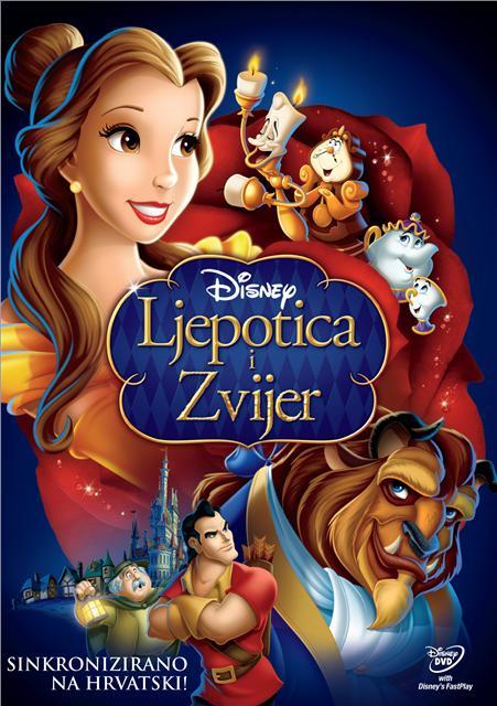 Ljepotica i zvijer (1991.)