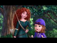 Sofija Prva - Sofija upoznaje Princezu Meridu