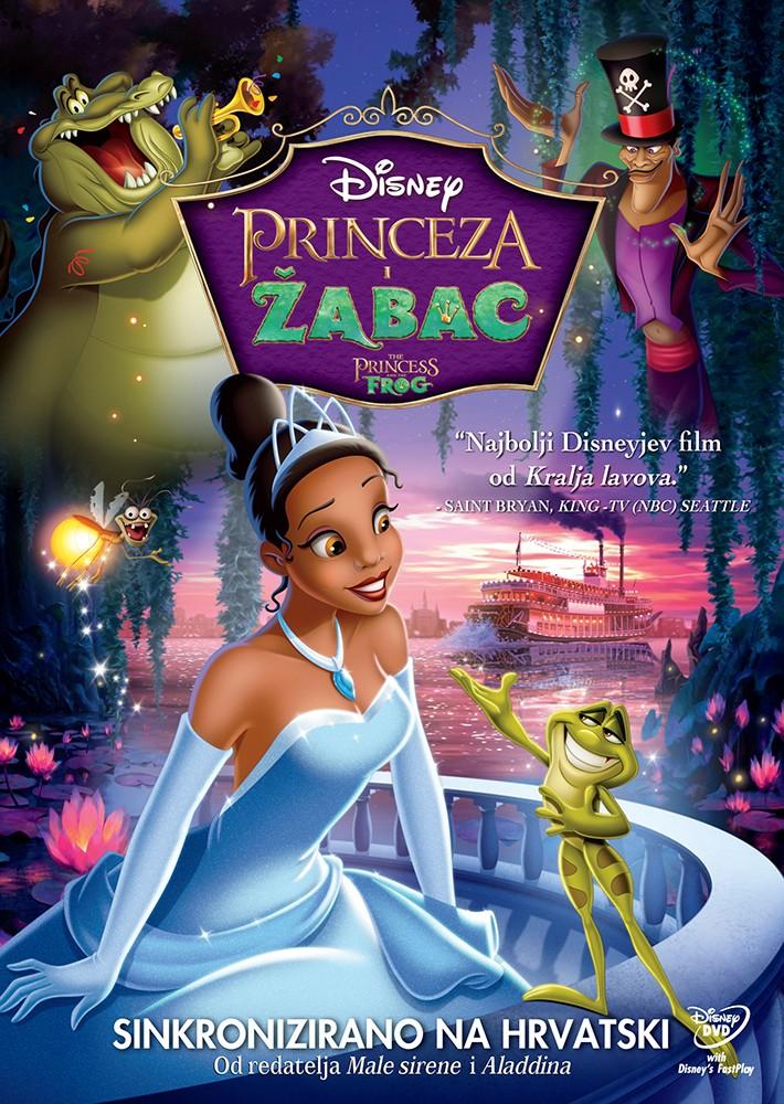 Princeza i žabac