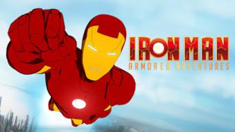 Iron Man: Oklopne avanture
