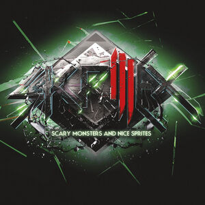 Scary Monsters and Nice Sprites cover