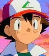 Ash Ketchum in Pokemon the Movie 2000