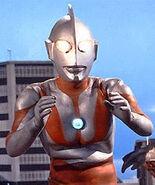Ultraman in Ultraman